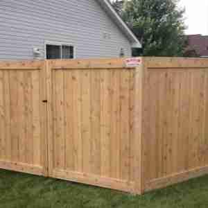 Custom Cedar/Wood Fences